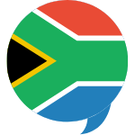 South Africa Country Icon